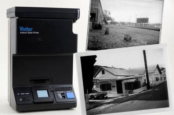 polaroid transfer machine