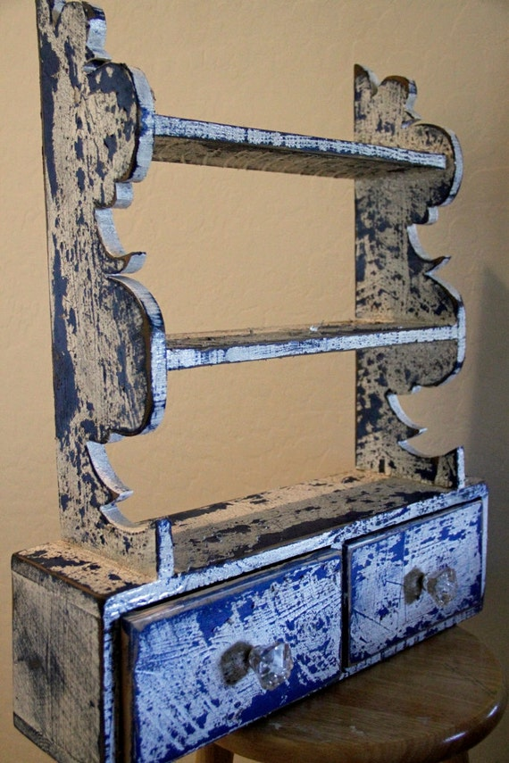French country wall shelf cottage chic shelf wall shelf for French country shelves