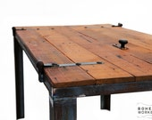 Reclaimed Doug Fir Desk