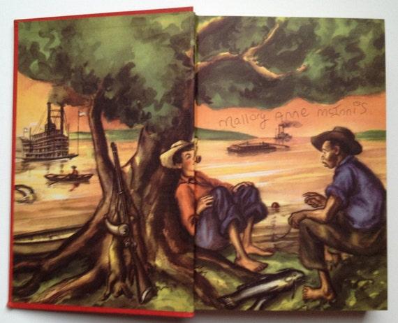 The Adventures of Huckleberry Finn Junior Classics