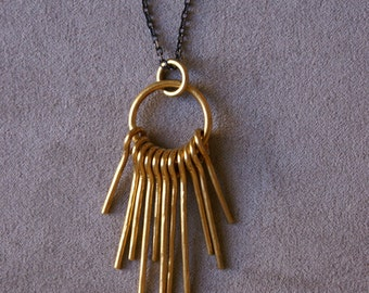 Small Ray Necklace