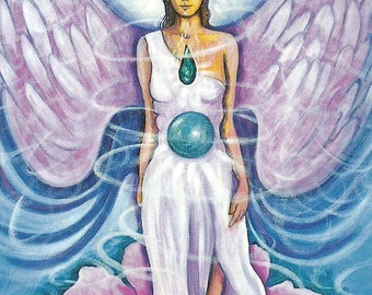 Spirit Team Channeled  5-Card Oracle Reading - PDF Document