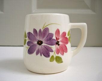 Vintage Mug - Vintage Floral Mug