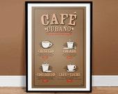 Cafe Cubano Guide Print