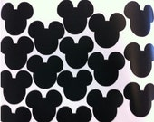 20 DIY Mickey Mouse Party Die Cuts, Mickey Mouse Party, Minnie Mouse Party, Mickey Mouse Birthday, Minnie Mouse, Party Cups, Favor Bags, etc