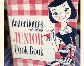 Vintage Cookbook Journal or Scrapbook