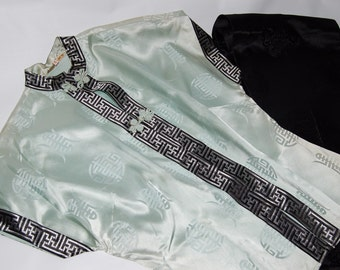 Vintage Asian Clothing from Hong Kong