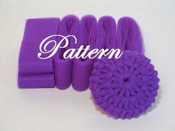 The Treasures of My Heart: Pattern for Crochet Pot Scrubber