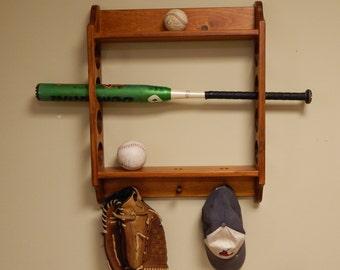 Ball & Bat Holder