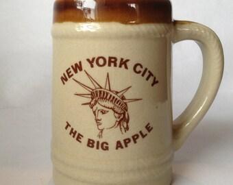 Vintage Big Apple Mug