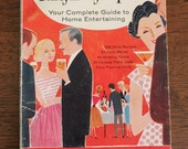 The Calvert Party Encyclopedia Your Complete Guide to Home Entertaining Reference Book