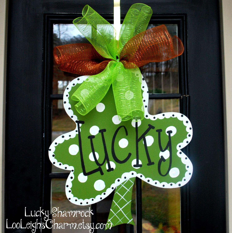 Decorative door hangers craft -  Zoom