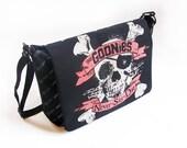 Goonies Bag // Messenger Bag // Courier Bag // Shoulder Bag // Laptop Bag // Diaper Bag // Upcycled