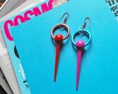 UTHA spike earrings - UTHAhats