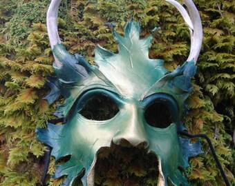 Horned Green Man