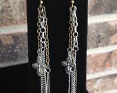 Cross Earrings- Designs by Stalinda