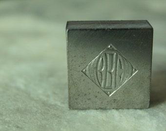 Vintage Engraving Block, BBC