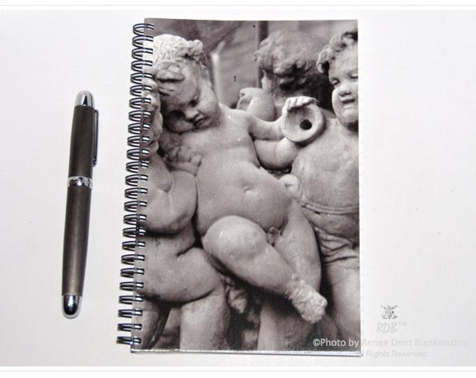 Cherubs Spiral Journal
