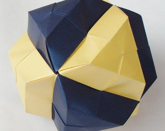 Compound of Two Truncated Tetrahedra