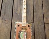 No 027 - Arturo Fuente Maple Neck Guitar by Smoke Ring Guitars