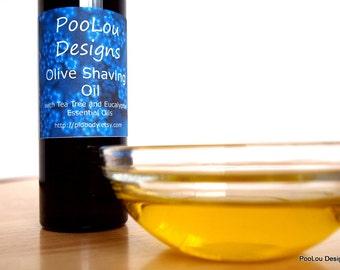 Shaving Oil, Pre Shave Oil, Vegan, All Natural, 4 Ounce
