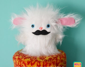 Tonti Moustache Bunny