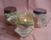 20 4oz Baby Food Jar Candles--Special Listing for Tara