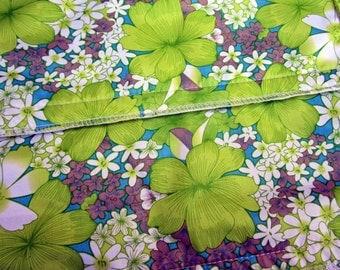 HAWAIIAN, Fridge Handle Cover Set (2), green, nylon