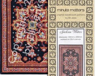 Dollhouse Carpet Pattern - Jackson Waters