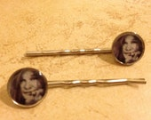 Janis Joplin Bobby Pin Set