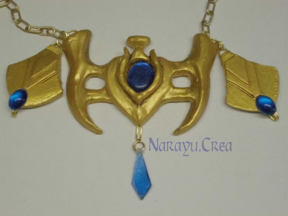 Princess Zelda Twilight Princess belt/ waist jewels