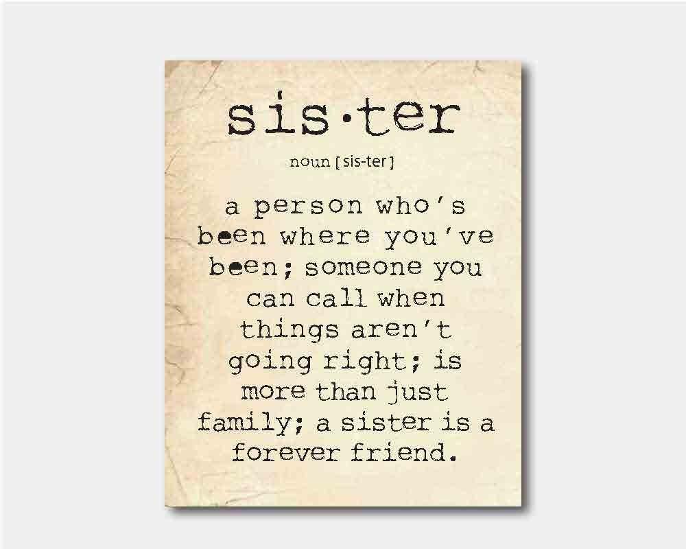 Sister Quotes: Sister Quotes, Quotes About Sisters