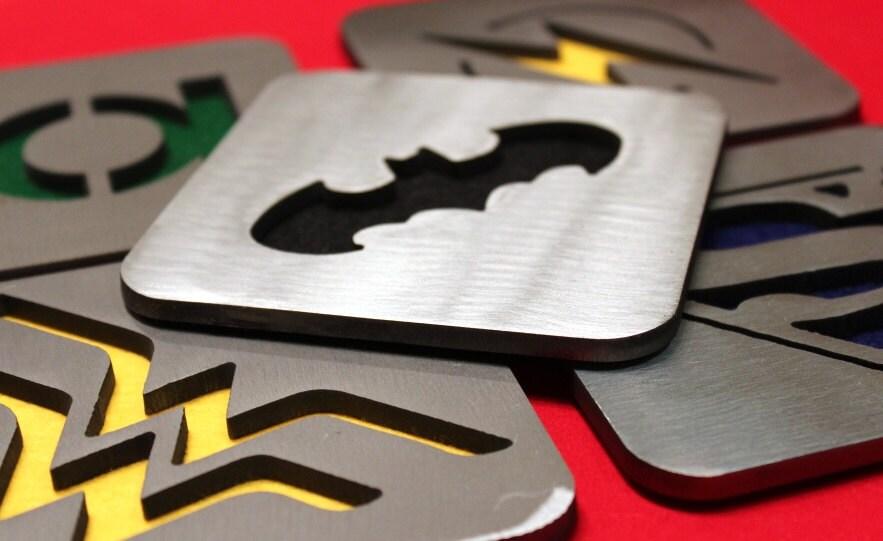 Batman coaster – Batman Bathroom Accessories