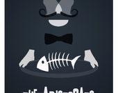Disney's The Aristocats Minimalist Poster