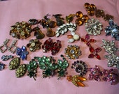 Lot of vintage odds and ends