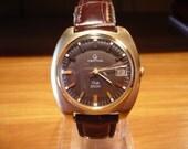 Very nice original Swiss Certina Club 2000 men's wrist watch from the 60/70's