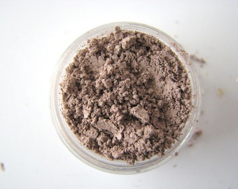 Sand Dune - Mineral Makeup - Mineral Eyeshadow - Natural Mineral Eye Color - Pigment - medium brown