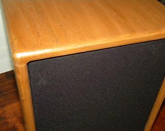 """Guitar Speaker - 8"""" Peavy 25 watt - Custom Speaker-Handmade Guitar Speaker-Wood Guitar Speaker-"""