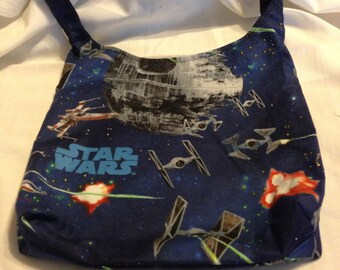 Star Wars: Epic Space Battle REVERSIBLE CrossBody Bag