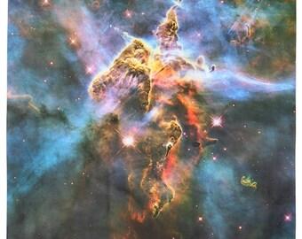 Mystic Mountain Nebula Graffiti (page 2) - Pics about space
