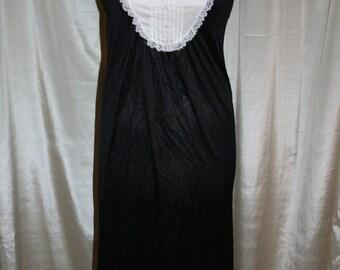 Vintage Tuxedo Lingerie