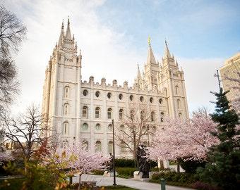 Digital Download Photo of Salt Lake Temple