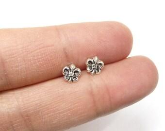 mini earrings, everyday jewelry, simple jewelry