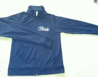 Bride Cadet Zip-up Jacket