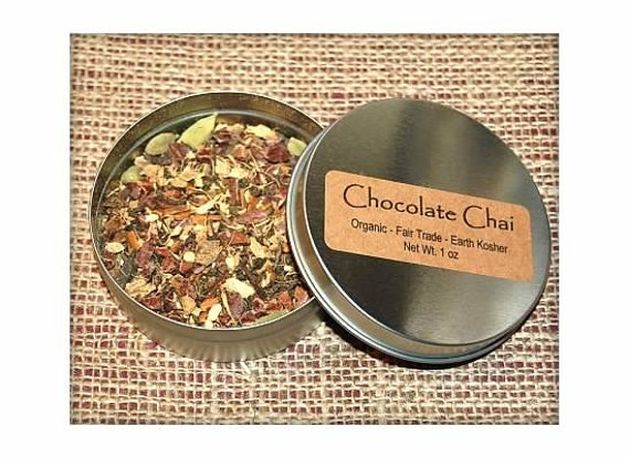 Organic Chocolate Chai Tea
