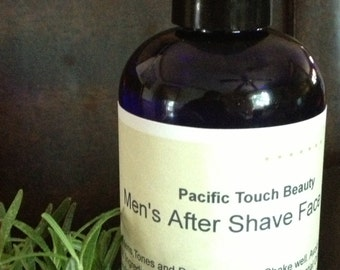 Men's After Shave Face Toner