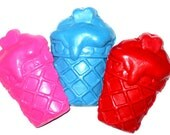 Recycled Ice Cream Crayons -Set of 3