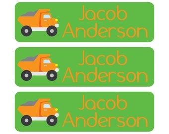 Customizable Labels - Great for Daycare, School and Camp