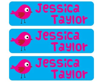 Custom Sippy Cup Labels - Waterproof daycare labels