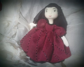Maria, a Victorian dressed doll